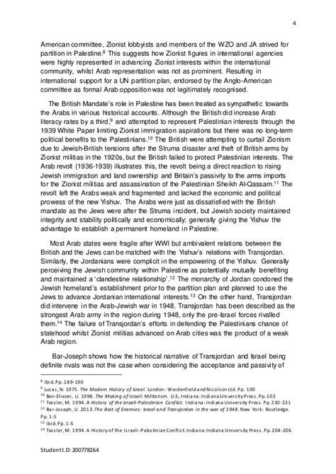 Mid Term Essay by Palestine Mid Term Essay