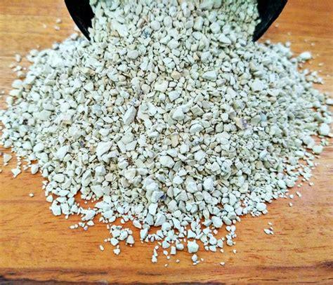Pasir Zeolit Putih media tanam pasir batu ziolit zeolit zeolite putih 0 1 mm