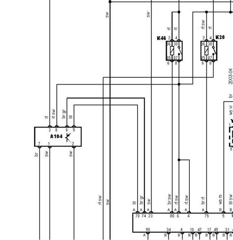 wiring diagram for vauxhall vectra towbar suspension