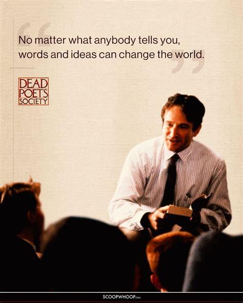 dead poets society conformity