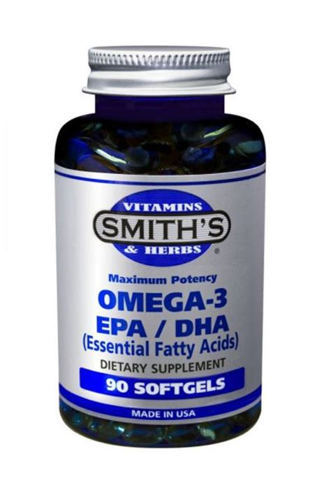 Konilife Omega 3 Plus Dha Epa Vitamin linseed 1000 mg 90 softgels fatty acids vitamins