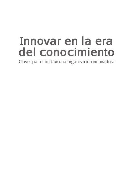 El Dilema Del Innovador Pdf - lasopainsta