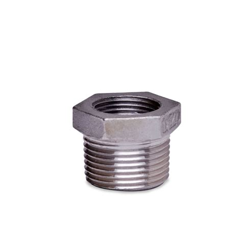 stainless steel 1 quot x 3 quot and surf glass kitchen backsplash various fitting mfrs 304 stainless steel bushing 1 quot x 3