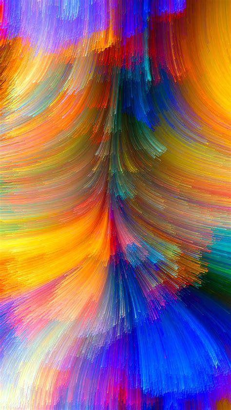 wallpaper abstract hd 720x1280 abstract colorful wallpaper hd bright colors wallpaper
