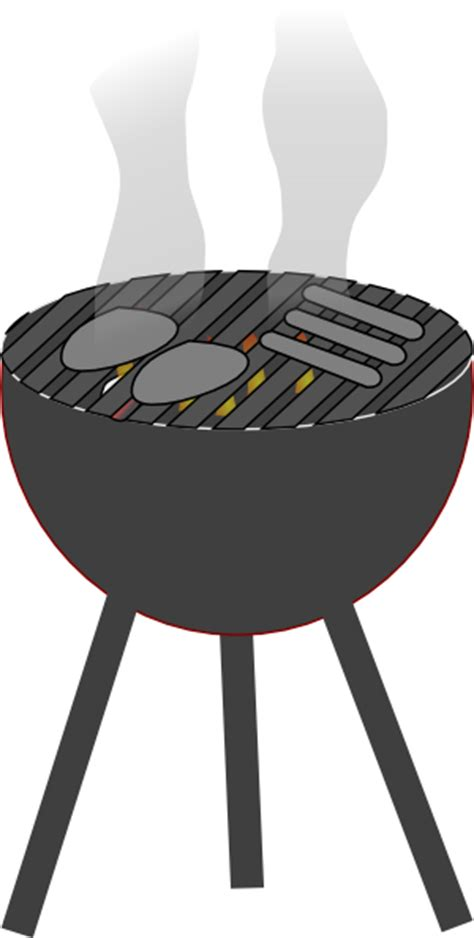 Barbecue Clipart barbecue clip at clker vector clip