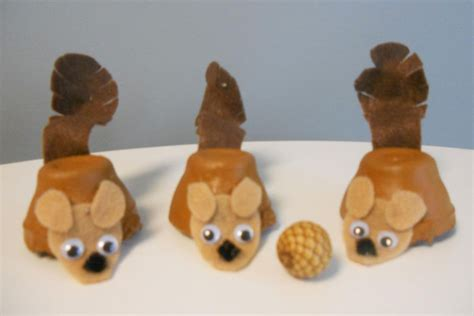 squirrel crafts for nutty squirrel craft and