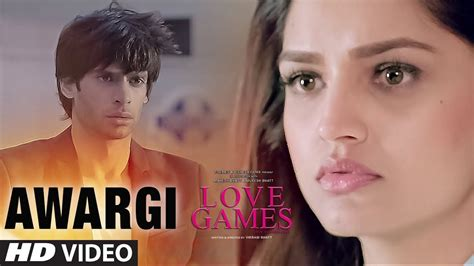 film love games awargi video song love games gaurav arora tara alisha