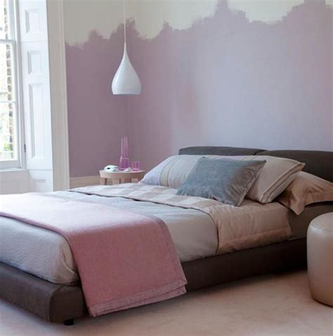 Two Color Wall Painting Ideas For Beautiful Bedroom Decorating Bedroom Wall Paint Designs