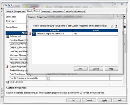 unix command to run informatica workflow remove symbol from informatica flat file target