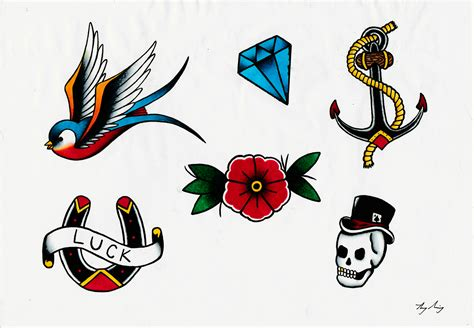 tattoo flash lessons pin by brittany elkins on traditional flash pinterest