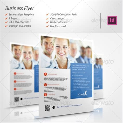 Fantastic Indesign Flyer Templates 56pixels Com Indesign Business Templates Free
