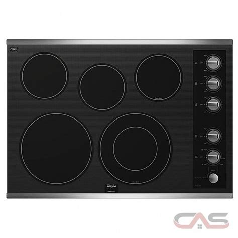 Schott Ceran Cooktop Replacement Knobs by Whirlpool G7ce3055xs Cooktop Canada Save 0 00 During