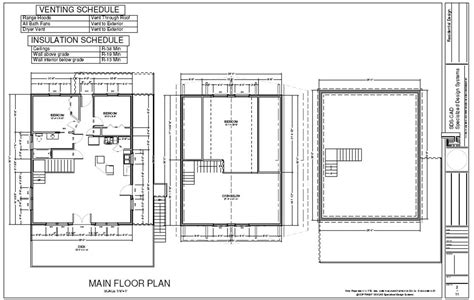 mountain architecture floor plans 28 x 36 mountain cabin plan 1064 sq ft sds plans