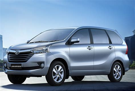 Toyota Avanza G 1 3 M T 2015 2015 toyota avanza 1 5 g at new car buyer s guide