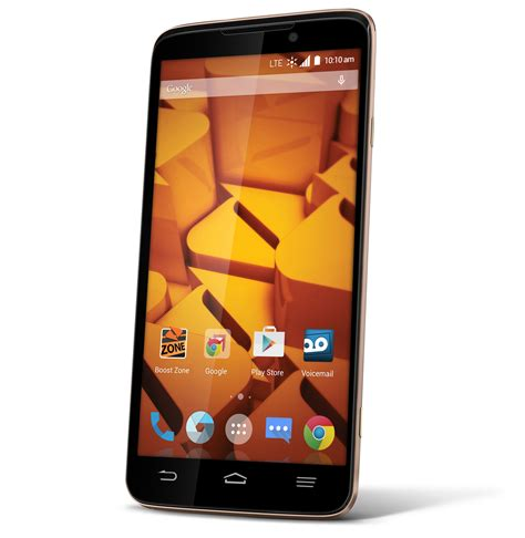 zte mobile official website zte and boost mobile officially launch the zte boost max