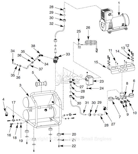 craftsman air compressor wiring diagram 39 wiring