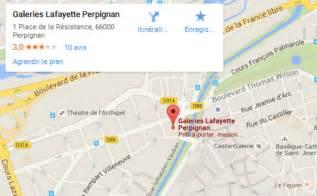 galeries lafayette perpignan