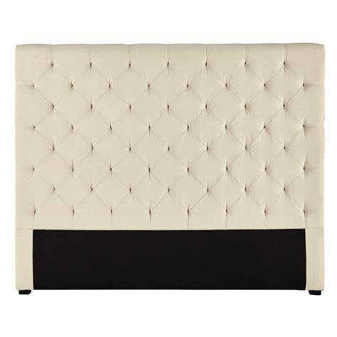 da letto beige testata da letto imbottita beige iridata in tessuto 160 cm
