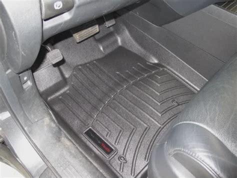 2011 honda pilot floor mats weathertech
