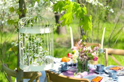 organizzare il giardino come organizzare un buffet in giardino per tante persone