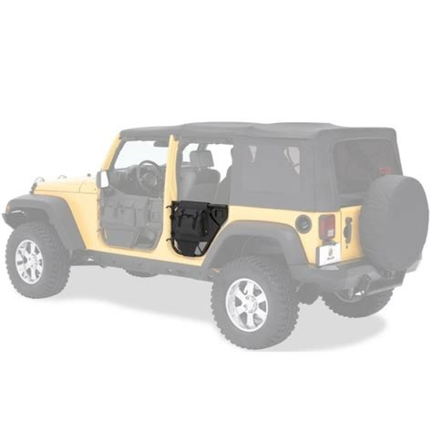 jeep wrangler bestop rear heavy duty jeep doors with storage bags jeep 174 uk store