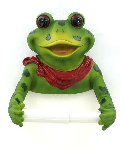 Animal Toilet Paper Holder by Frog Toilet Paper Holder Related Keywords Frog Toilet