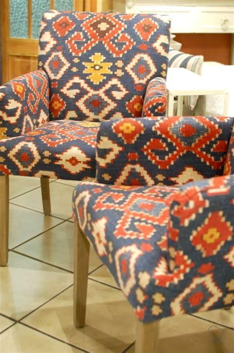 telas etnicas  estampado kilim  traje  medida