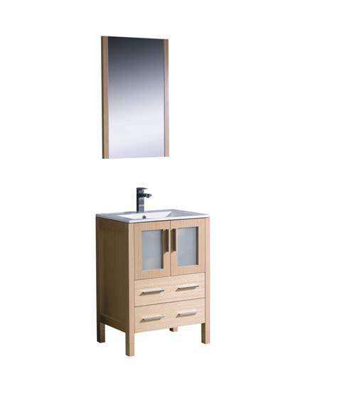 24 in bathroom vanity with sink 24 inch single sink bathroom vanity in light oak
