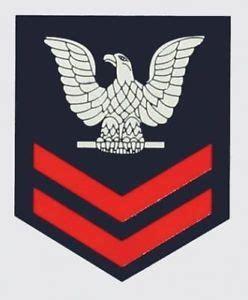 Petty Officer Rank by Navy E 5 2nd Class Petty Officer Sticker Decal Ebay