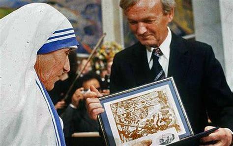 Mother Teresa Biography Nobel Peace Prize | biography of mother teresa life and achievements of mother