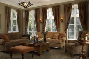 Phyllis harbinger mimics nature in this traditional living room deep