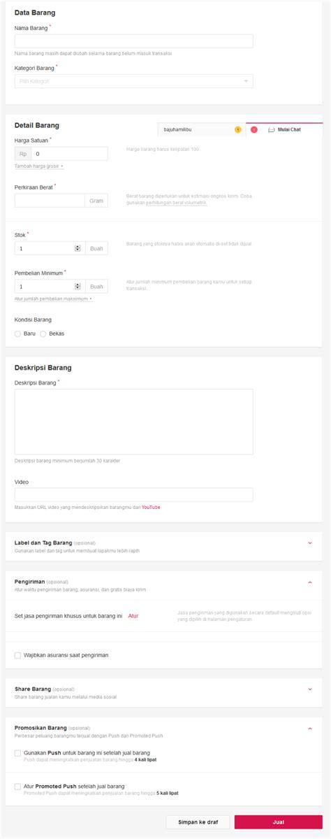 bukalapak versi desktop bukalapak versi desktop cara berjualan online di bukalapak