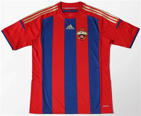 Jersey Cska Moscow Away adidas cska moscow 14 15 kits released footy headlines
