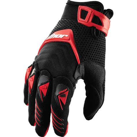 thor motocross gloves thor deflector s12 mx enduro 2012 moto x road dirt