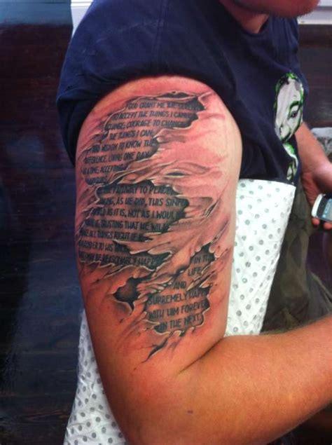 under the skin tattoo