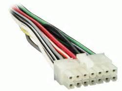 replacement pioneer 14 pin harness metra pr14 0001