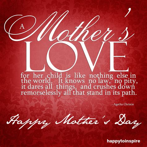 mothers day 20 inspirational s day quotes