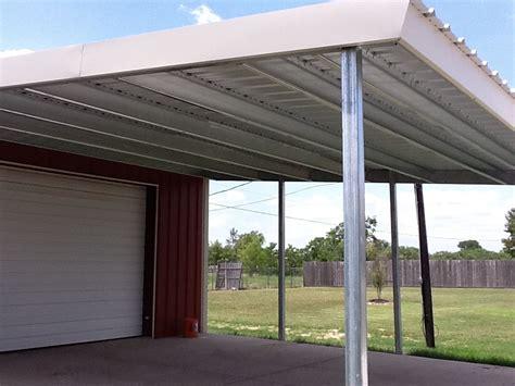 metal roofs carports metal buildings patio covers