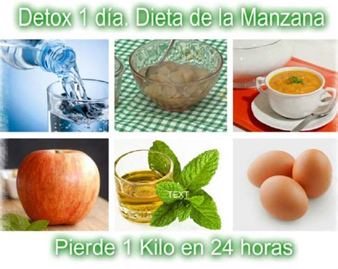 Dieta Detox 1 Dia by Detox 1 D 237 A Dieta De La Manzana Canal Salud Y Belleza