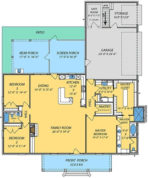 safe room plans free 17 best ideas about acadian house plans on house plans house layout plans and free