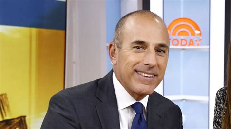 Mat Today by Ask Matt Lauer Your Questions In Thursday S Live