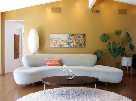 Midcentury Living Room by 10 Office Lobby Decorating Ideas