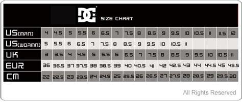 shoe size chart dc dc bristol sp camo black mens skate boarding casual shoes
