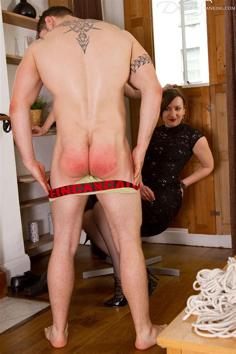 The Baroness New Houseboy At Dreams Of Spanking
