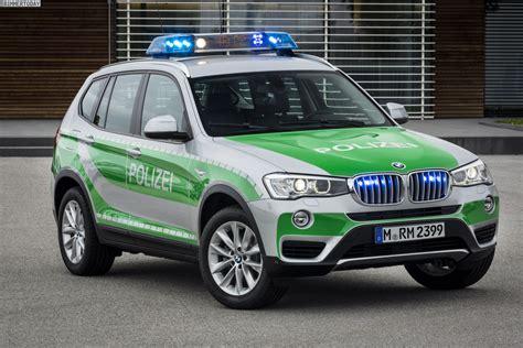 Deutschland Auto by Gpec 2014 Bmw X3 F25 Lci Als Polizei Auto Vorgestellt