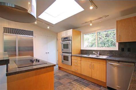 mid century modern kitchen flooring mid century modern rental real estate