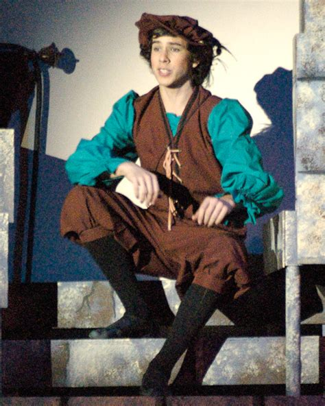 Minstrel Once Upon A Mattress by Once Upon A Mattress The Theatre Company