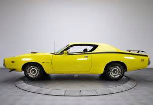 Dodge Bee 1971 Dodge Charger Bee Specifications Photo