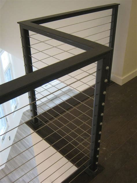 modern banisters and handrails 25 best ideas about rebar railing on pinterest black