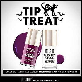 Daily Instant Win - free milani nail polish or coupon daily instant win game